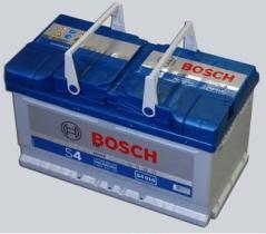 Bosch 0092S40100 - BTR.(12V)S4-SILVER TURISMO