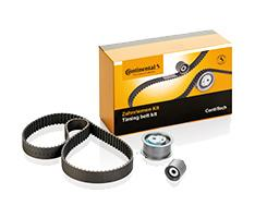 Continental - Contitech CT1028K3 - KIT DISTRIBUCION