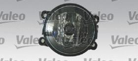 Valeo 43352 - MEGANE 01/2006 - PROYECTOR H7+H1 -I