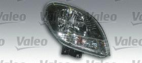 Valeo 43565 - Faro principal derecho cromado Toyota Auris