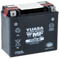 Yuasa YTX20LBSCP - BTR.12V 18AH 270A 4 175X87X155 CP