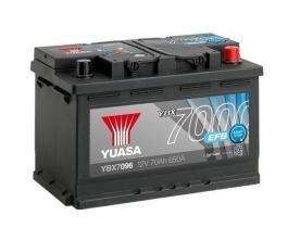Yuasa YBX7096 - BTR.12V 45AH 370A 0 238X128X227 N